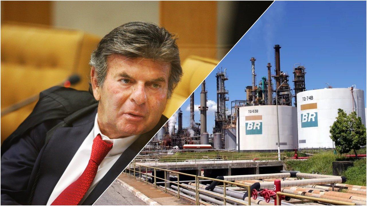 STF suspende julgamento sobre venda de refinarias pela Petrobras - InfoJud